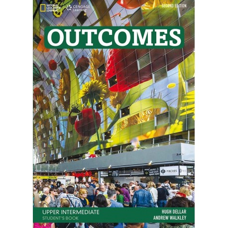 Outcomes 2nd edition Upper-Intermediate ExamView