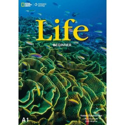 Life Beginner Student's Book + DVD