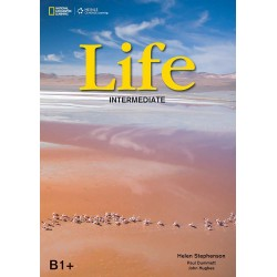 Life Intermediate Student's Book + DVD