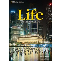 Life Upper-Intermediate Student's Book + DVD
