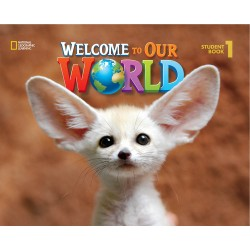 Welcome to Our World 1 Activity Book + Audio CD