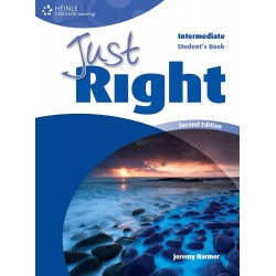 Just Right Intermediate Workbook With Key + Audio CD