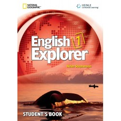 English Explorer 1 Workbook + Audio CDs