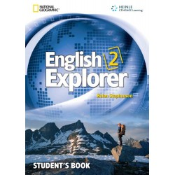 English Explorer 2 Student's Book + Multi-ROM