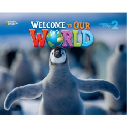 Welcome to Our World 2 Activity Book + Audio CD