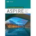 Aspire Pre-Intermediate Student's Book + DVD