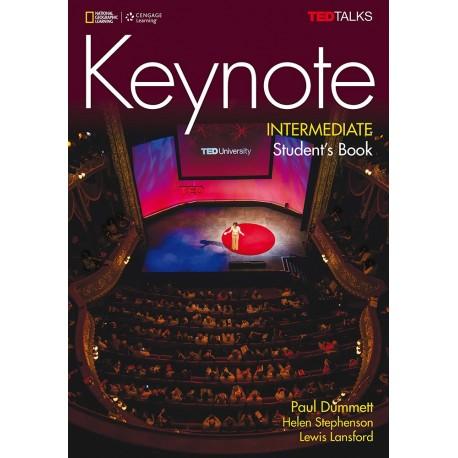 Keynote Intermediate Student's Book + DVD-ROM