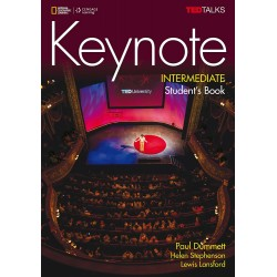 Keynote Intermediate Teacher's Book + Class Audio CDs