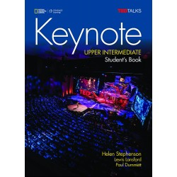 Keynote Upper-Intermediate Student's Book + DVD-ROM + Online Workbook Code