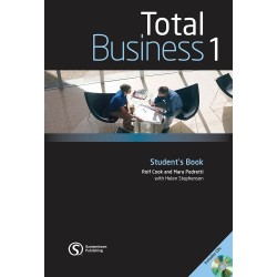 Total Business 1 Pre-Intermediate Student's Book + Audio CD