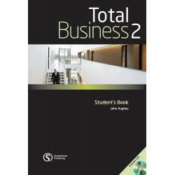 Total Business 2 Intermediate Student's Book + Audio CD