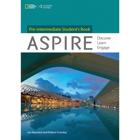 Aspire Pre-Intermediate Teacher's Book + Audio CD