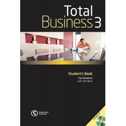 Total Business 3 Upper-Intermediate Student's Book + Audio CD