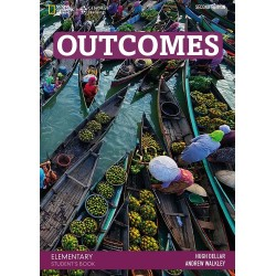 Outcomes 2nd edition Elementary Workbook + CD